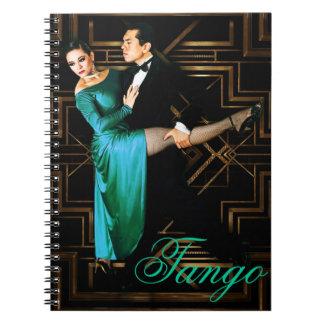 Tango Argentino Libretas Espirales