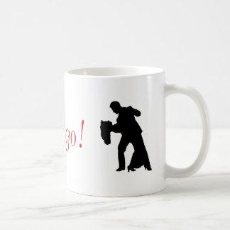 Tango! Ballroom Couple Mug