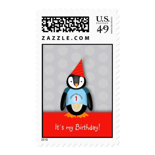Tango Birthday Stamp
