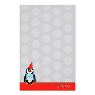 Tango Birthday Stationery
