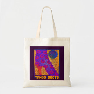 Tango Boots Canvas Bags