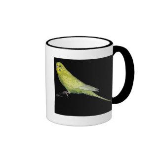 Tango Budgie mug