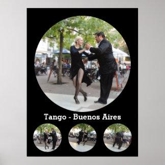 Tango - Buenos Aires Póster
