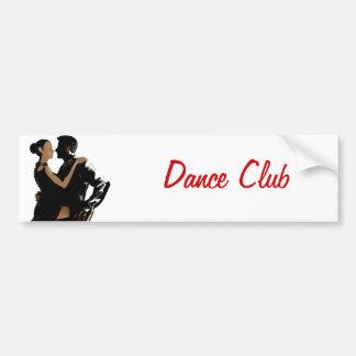 Tango Bumper Sticker