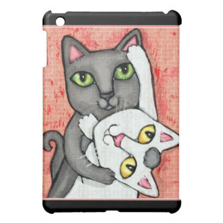 Tango Cat Lover's  Case For The iPad Mini
