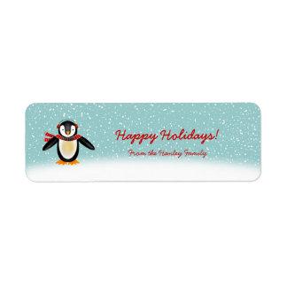 Tango Christmas Gift Tags