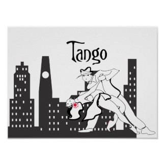 Tango City Poster