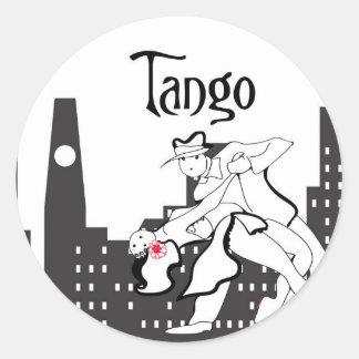 Tango City Stickers
