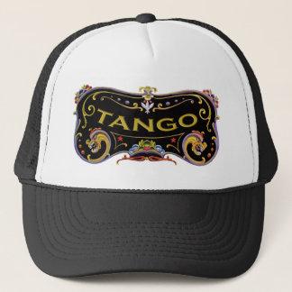 Tango cool designs! trucker hat