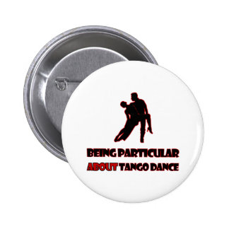 TANGO DANCE DESIGNS PIN