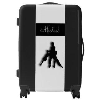 Tango Dance Luggage