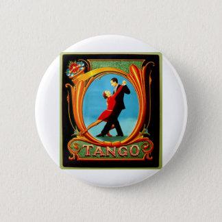 Tango Dancer Button