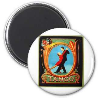 Tango Dancer Magnets