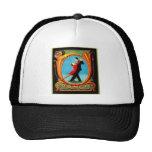 Tango Dancer Mesh Hats