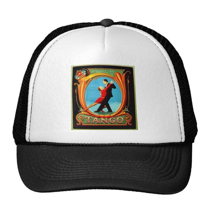 Tango Dancer Trucker Hat