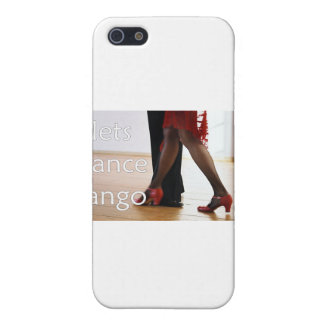 Tango Dancers! Case For iPhone SE/5/5s