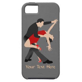 Tango Dancers (custumizable) iPhone SE/5/5s Case