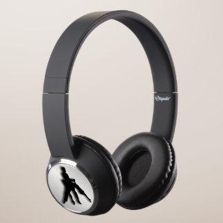 Tango Dancers Silhouette Headphones