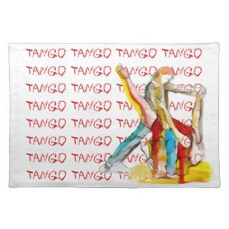 Tango Dancing Placemat