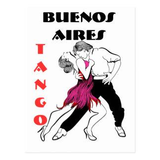 Tango de Buenos Aires Postales