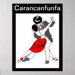 Tango de Carancanfunfa Posters