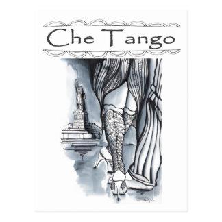Tango de Che en Nueva York Postal