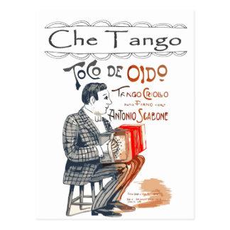 Tango de Che Postales