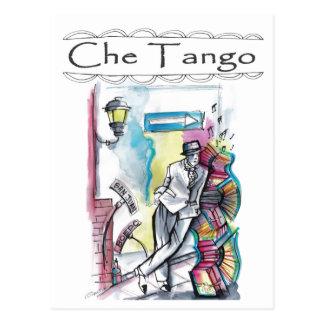 Tango de Che Tarjetas Postales