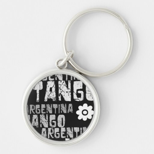 Tango de la Argentina Llavero