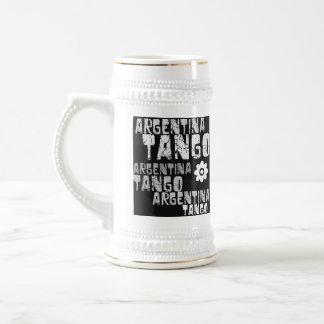 Tango de la Argentina Taza