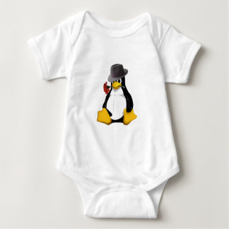 Tango de Linux Body Para Bebé
