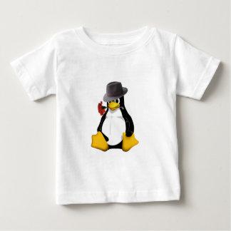 Tango de Linux Playera De Bebé