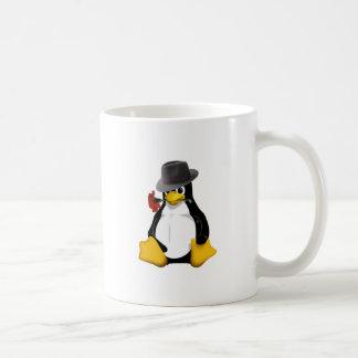 Tango de Linux Taza