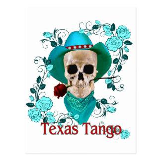Tango de Tejas Postal