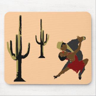 tango del desierto del mousepad