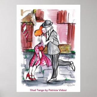 Tango del perno prisionero póster