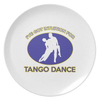 tango design plates
