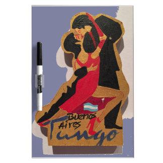 Tango Dry Erase Board