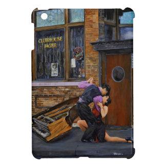 Tango en la calle por caso del iPad de Steve