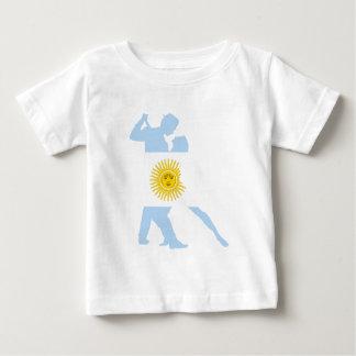 Tango Flag Baby T-Shirt