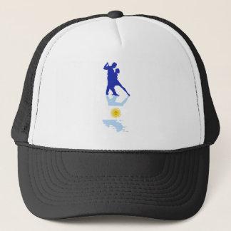 Tango Flag Trucker Hat