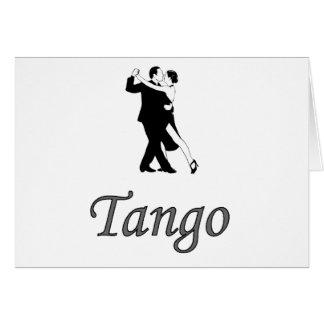 TANGO GREETING CARDS