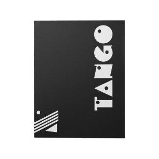 Tango in Geometry Notepad