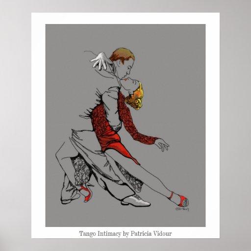 Tango Intimacy Poster
