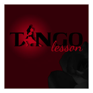 Tango Lesson - Poster