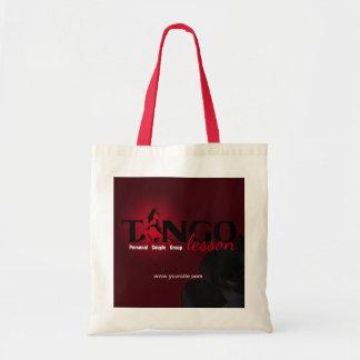 Tango Lesson - Printed Bag