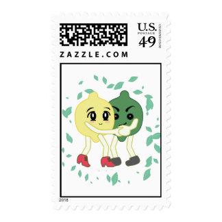 Tango Limon Postage Stamp