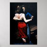 Tango Love Poster Print