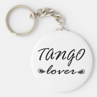 Tango Lover Exclusive Design! Keychains