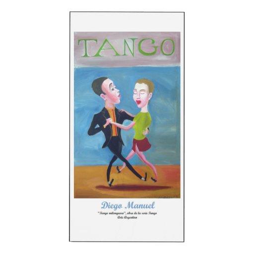Tango milonguero by Diego Manuel.